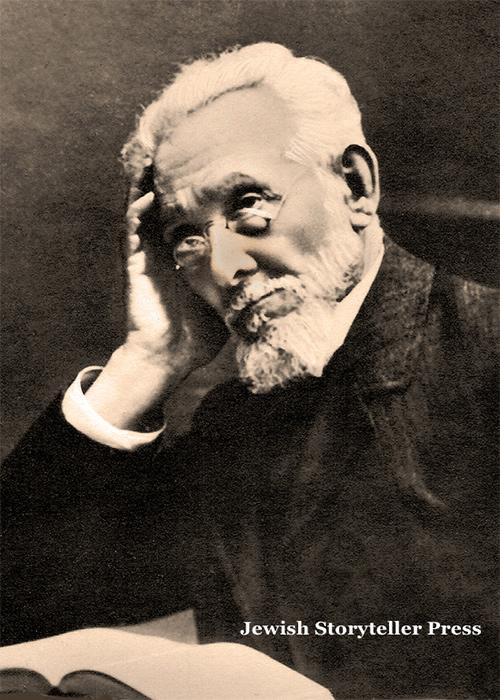 Sholem Abramovitsh Portrait