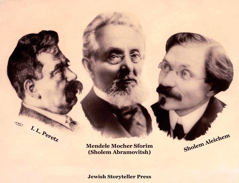 Three Classic Writers of Yiddish Literature