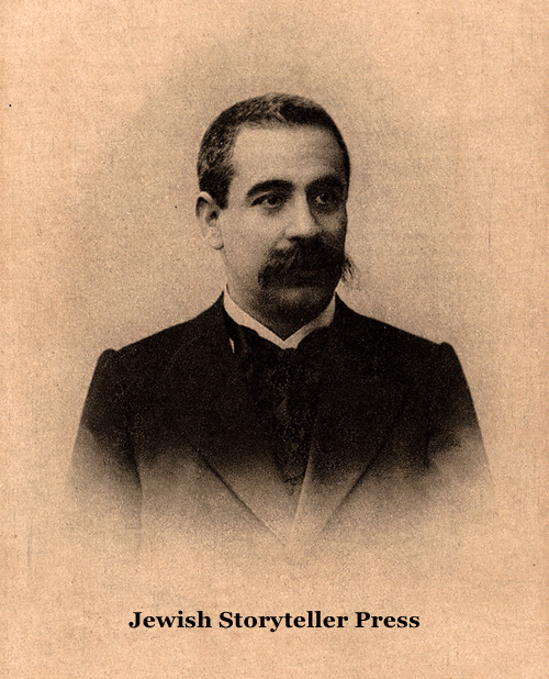 Early I. L. Peretz Postcard
