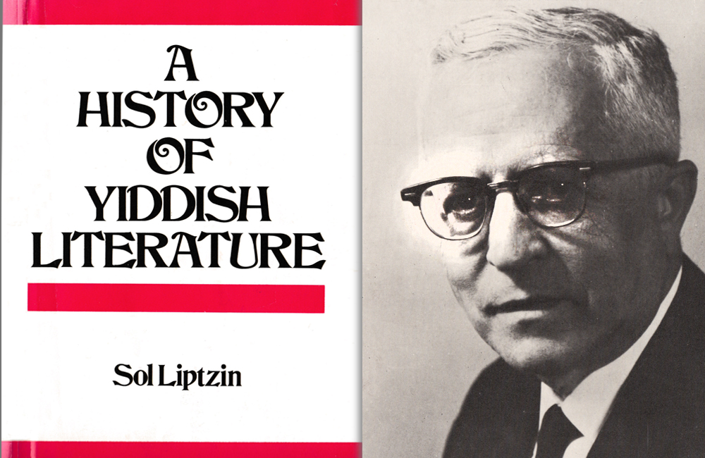 A History of Yiddish Literature