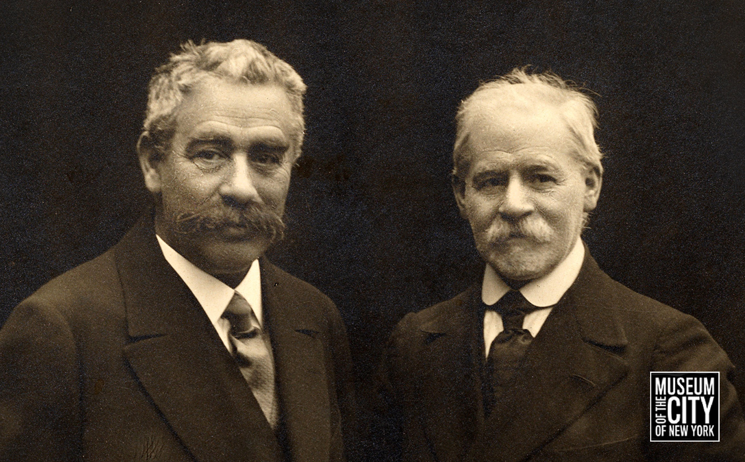I. L. Peretz and Jacob Dinezon