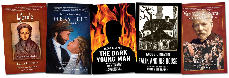 Jacob Dinezon's Books