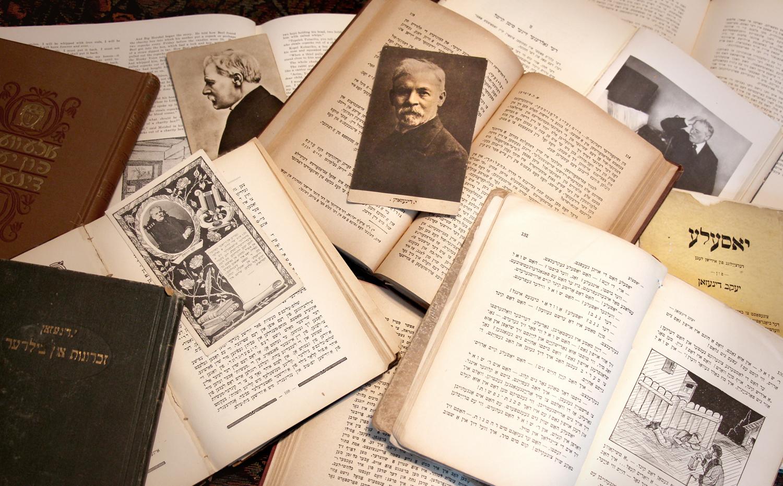 Jacob Dinezon Research Page